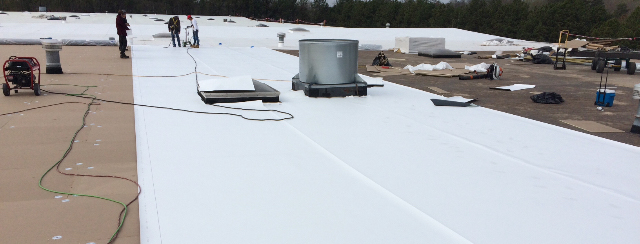 At Peach State Roofing, Inc., We Specialize In The Project Management And  Installation Of New Roof And Re Roofing Systems For All Types Of Commercial  ...